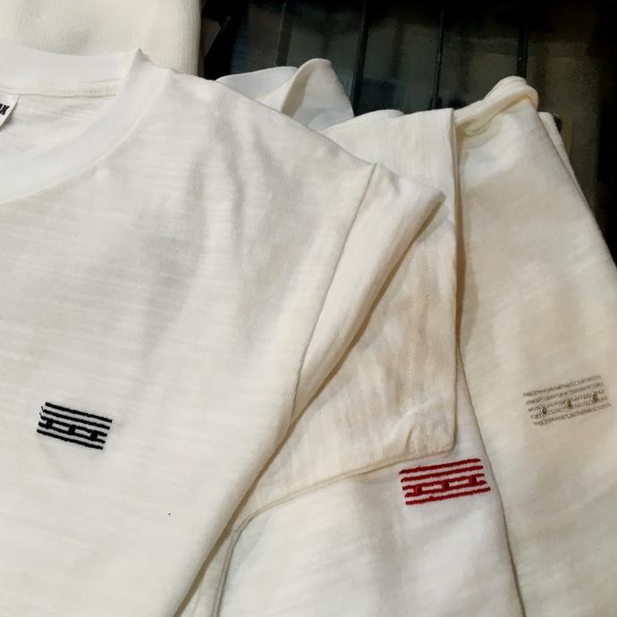 オーダーメイドラララ刺繍Tシャツ製作-02