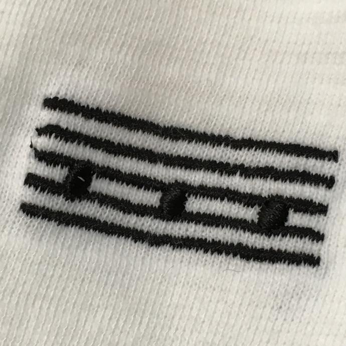 オーダーメイドラララ刺繍Tシャツ製作-04