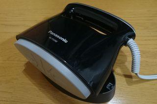 パナソニック(Panasonic)の衣類スチーマーNI-FS350-Kブラック