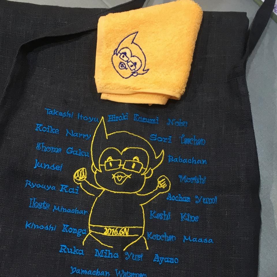 オーダーエプロン卒園刺繍-02
