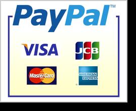 PayPal(ペイパル)で利用できるクレジットカードの国際ブランド