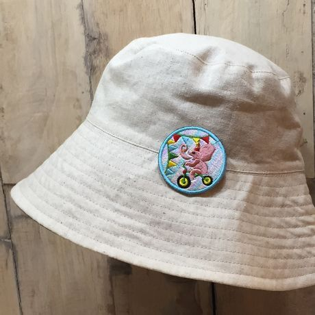 wappenゾウ帽子
