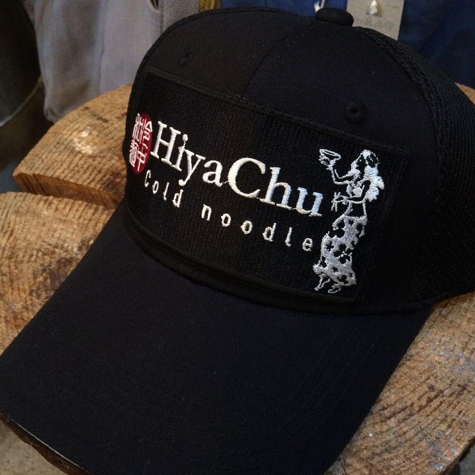 HiyaChu刺繍オーダーCAP
