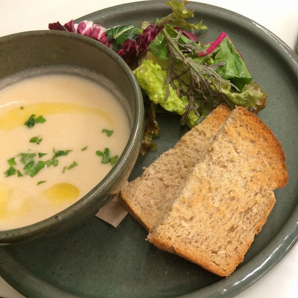 『ローズベーカリー』モーニングスープ