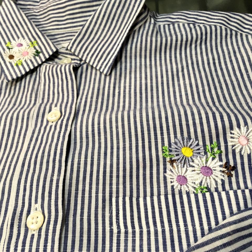 セミオーダーmargueriteシャツ-05
