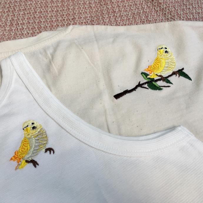 インコ刺繍-06
