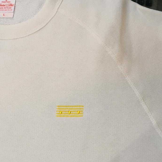 オーダーメイドラララ刺繍Tシャツ製作-05