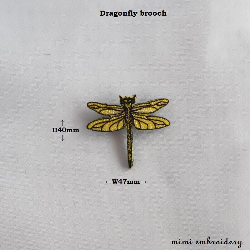 サイズ表記Dragonfly