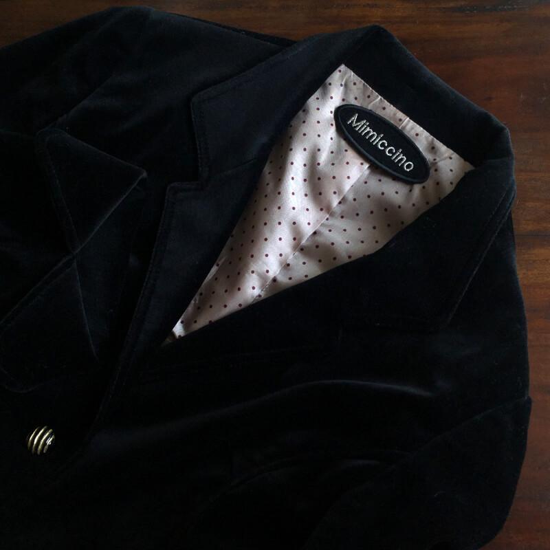 アルファベット/W楕円Mジャケット