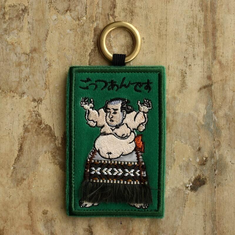 浮世絵_相撲番付カードGRごっつぁんです全体