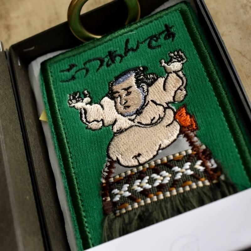 浮世絵_相撲番付カードGRごっつぁんです箱入りななめ
