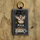 大江戸 浮世絵「発気揚々勝ち越しです」刺繍の相撲番付カード