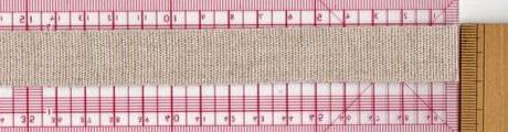 刺繍ネームタグ用テープリボン180fnナチュラル