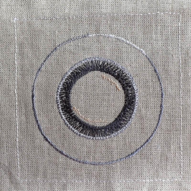 プレートロイヤル刺繍ステッチ