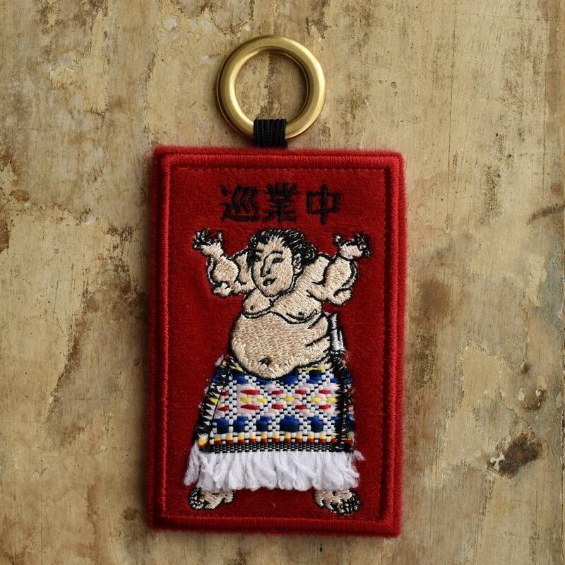 相撲番付カードRD巡業中タイトル