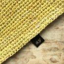 リボン刺繍ネームタグ[イニシャル]100枚セット