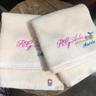 今治タオルへの刺繍製作04