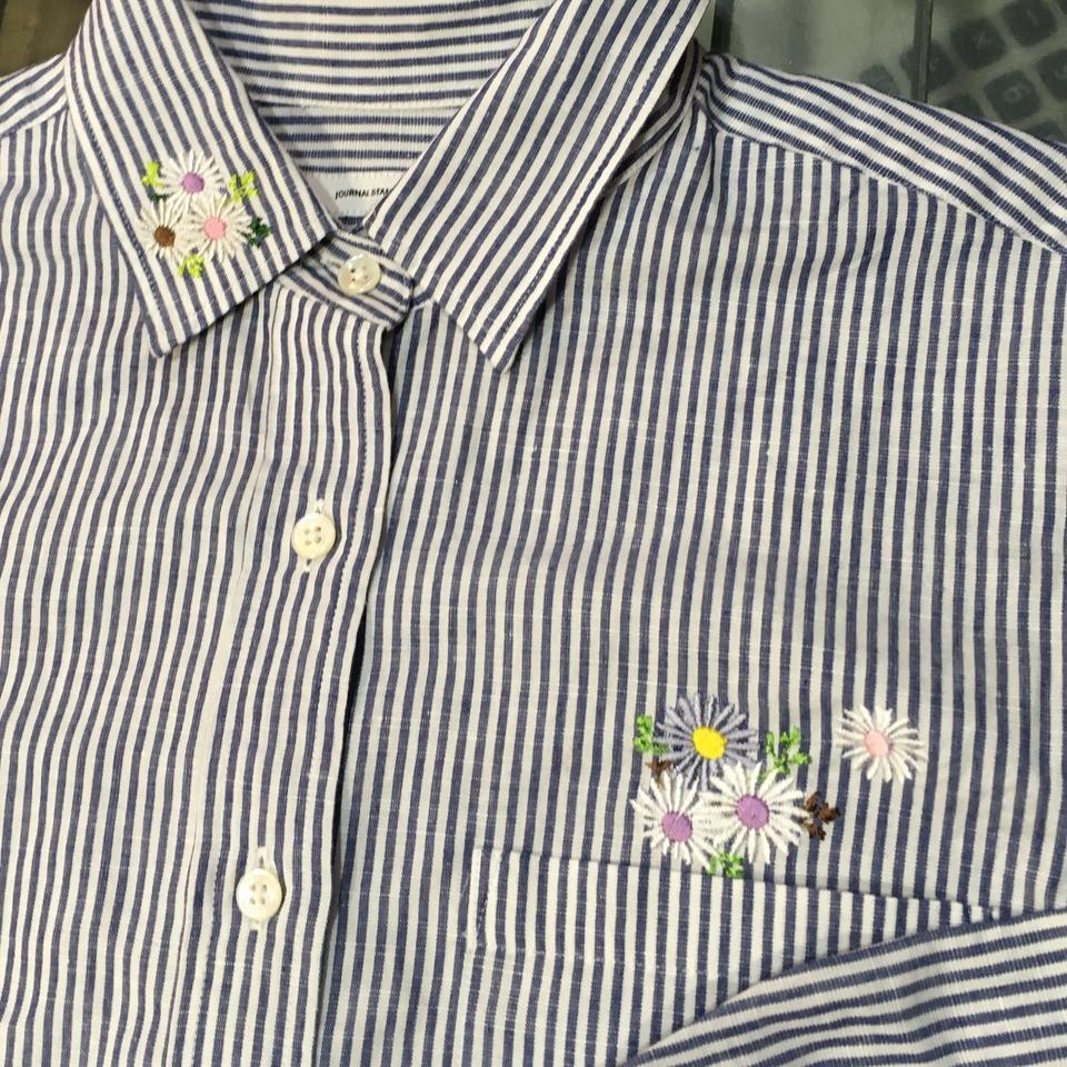 セミオーダーmargueriteシャツ-01