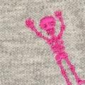 バンザイドクロ刺繍:ポロシャツ刺繍製作3