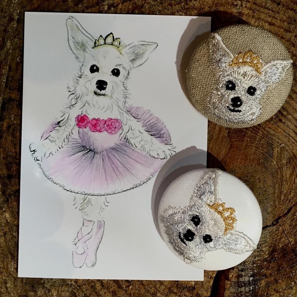 オーダー犬刺繍-01